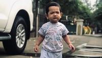<p>Walaupun usianya saat ini baru satu tahun, Ibrahim sudah punya banyak penggemar lho, Bunda. (Foto: Instagram @putriannesaloka)</p>