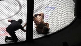 Petarung MMA Dihajar Lawan Usai Hina Islam