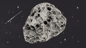 INFOGRAFIS: Mengenal Batu Meteorit