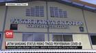 VIDEO: Jatim Sandang Status Risiko Tinggi Penyebaran Covid-19
