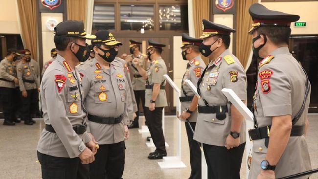 Komjen Arief Sulistyanto menjadi calon Kapolri dengan total harta tertinggi dibandingkan empat kandidat lainnya.