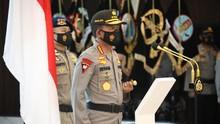 Kapolri Naikkan Pangkat 46 Jenderal, Termasuk Kadiv Propam
