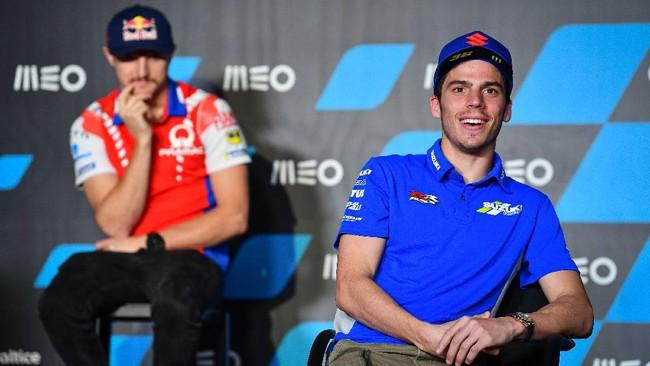 Mir Tak Terkejut Performa Marquez di MotoGP Portugal