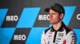 Andrea Dovizioso dan Cal Crutchlow menjalani konferensi pers terakhir jelang MotoGP Portugal 2020 sebelum vakum dari MotoGP musim depan.