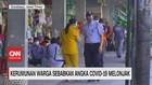 VIDEO: Kerumunan Warga Sebabkan Angka Covid-19 Melonjak
