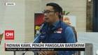 VIDEO: Keterangan Ridwan Kamil Usai Diperiksa