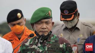 Munarman soal Ancaman Pangdam Jaya: Jokowi Khawatir ke FPI