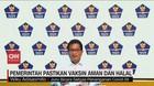 VIDEO: Pemerintah Pastikan Vaksin Covid-19 Aman dan Halal