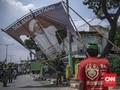 Kyai NU Dukung TNI dan Polri Copot Baliho Rizieq