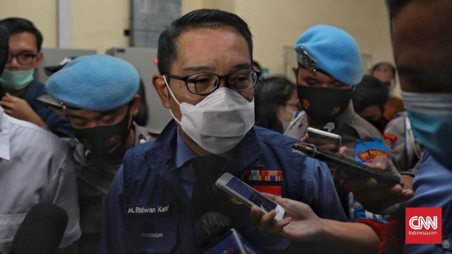 Gubernur Ridwan Kamil memastikan mendukung keputusan pemerintah pusat yang melarang warga untuk mudik Lebaran demi menekan laju penularan Covid-19.