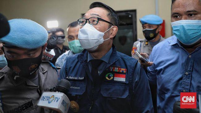 Partai Demokrat Jawa Barat meyakini Ridwan Kamil tak akan mau terseret dalam kisruh internal Demokrat yang disulut oleh kelompok pendongkel AHY.