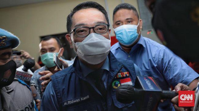 RK mengatakan usulan Bogor Timur dan Indramayu Barat akan dikirim ke Kemendagri menyusul ajuan terdahulu: Bogor Barat, Garut Selatan, Sukabumi Utara.