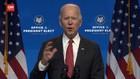 VIDEO: Belum Dilantik, Joe Biden Gelar Rapat Bahas Covid-19