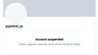 Masuk Hari Ketiga, Twitter Masih Suspend Akun FPI