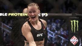 Valentina Shevchenko: Saya Bakal Dominan di UFC 261