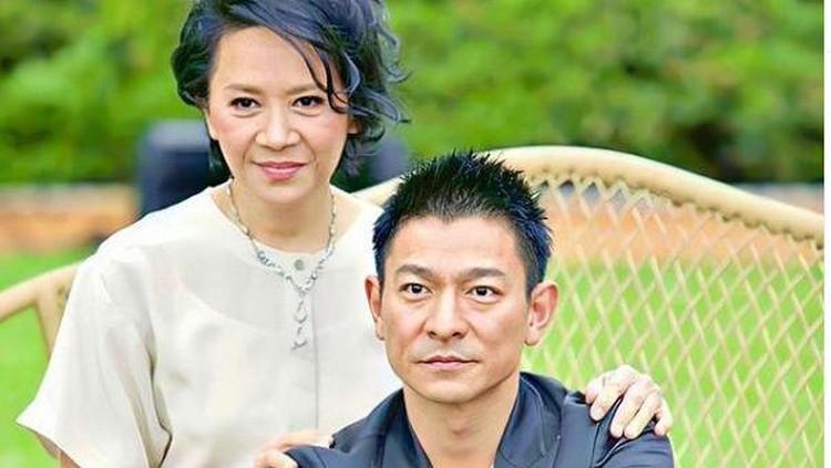 Andy Lau dan Deanie Ip