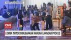 VIDEO: Lomba Tiktok Dibubarkan Karena Langgar Prokes