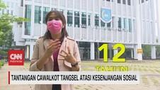 VIDEO: Tantangan Cawalkot Tangsel Atasi Kesenjangan Sosial