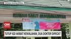 VIDEO: Tutup IGD Akibat Kewalahan, 2 Dokter Dipecat
