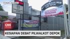 VIDEO: Kesiapan Debat Pilwakot Depok
