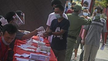 Kasus Meroket, Bawaslu Minta Satgas Siagakan Petugas di TPS
