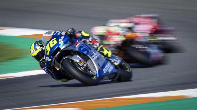 Pembalap Suzuki Joan Mir membantah kesuksesan juara MotoGP 2020 karena peran ayah Jorge Lorenzo, Chicho Lorenzo.