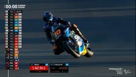 VIDEO: Adik Rossi Tercepat di FP2 Moto2 GP Portugal