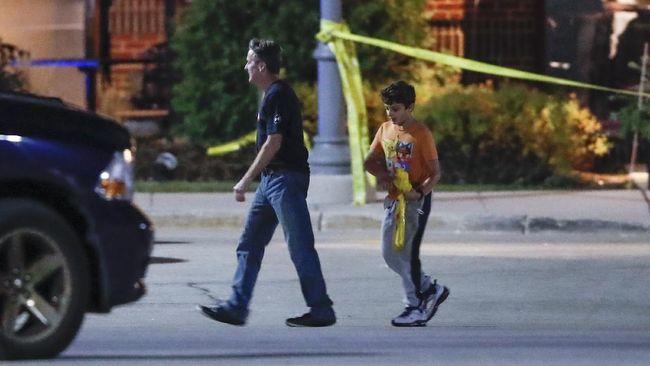 Delapan orang terluka dan dilarikan ke rumah sakit dalam insiden penembakan di suatu mal di Wisconsin, Amerika Serikat.