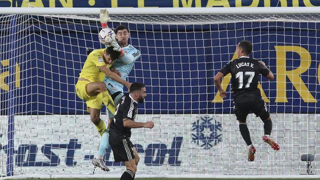 Real Madrid rawan bermain imbang dengan Villarreal pada pekan terakhir Liga Spanyol yang merupakan laga penentuan juara di musim ini.