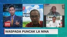VIDEO: Waspada Puncak La Lina