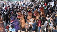 Massa Pro-Demokrasi Thailand Gelar Aksi Demo Besar Besok