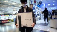 Grup Calo PS5 Terbongkar, Diduga Bikin Langka Stok