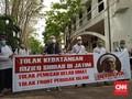 Kelompok Pemuda di Surabaya Tolak Rizieq Shihab Masuk Jatim