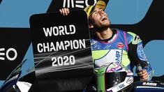 Enea Bastianini, Calon Bintang Baru Italia di MotoGP