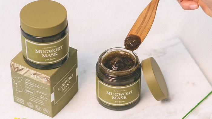 4 Skincare dengan Kandungan Mugwort, Cocok untuk Kulit Sensitif dan Jerawat