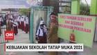 VIDEO:Respons Orang Tua Soal Kebijakan Sekolah Tatap Muka