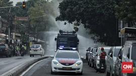 FPI soal Polisi Semprot Disinfektan: Mereka Sangat Perhatian
