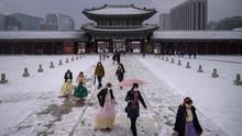 6 Spot Bersalju saat Musim Dingin di Seoul