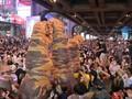 VIDEO: Aksi Demo Siswa Thailand Pakai Kostum Dinosaurus