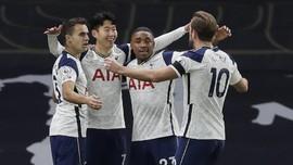 Tottenham di Antara Fantasi dan Mimpi Juara Liga Inggris