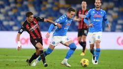 Milan, Napoli, Juventus Berebut 2 Tiket Liga Champions