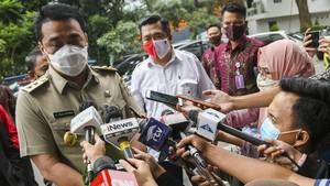 Wagub DKI Jakarta Ahmad Riza Patria Positif Corona