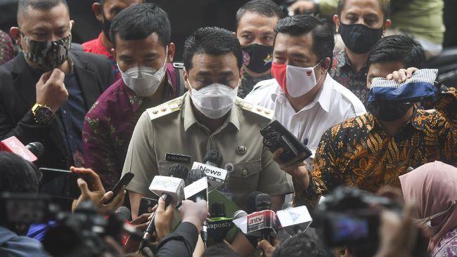Wagub DKI yang juga Ketua DPD Gerindra DKI Ahmad Riza Patria mengaku prihatin atas penangkapan Menteri KKP Edhy Prabowo, dan tak mau berkomentar panjang.