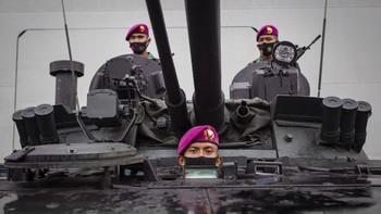 Jokowi Minta Implementasi Pertahanan di Pulau-pulau Besar