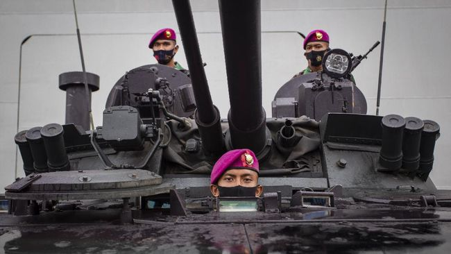 Presiden Jokowi juga ingin postur TNI memiliki kemampuan daya tangkal strategis dan mobilitas tinggi untuk diproyeksikan di dalam dan luar wilayah NKRI.