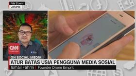 VIDEO: Atur Batas Usia Pengguna Media Sosial