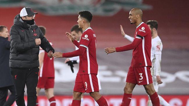 Liverpool menghadapi tantangan berat saat melawan Brighton and Hove Albion di pekan ke-10 Liga Inggris di Stadion Apex, Sabtu (28/11).