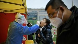 China Vaksinasi Covid 1 Miliar Warga dalam 9 Bulan