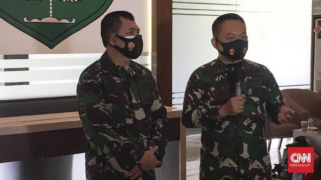 Kapuspen TNI menegaskan Panglima TNI merestui tindakan Pangdam Jaya, namun tak memberikan perintah untuk menurunkan baliho-baliho Rizieq Shihab.