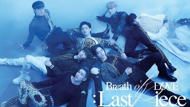 GOT7 kembali menampilkan warna musiknya dalam single Breath yang dirilis di seluruh platform musik pada Senin (23/11).